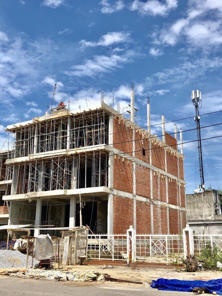Xây dựng nhà tron gói Nha Trang